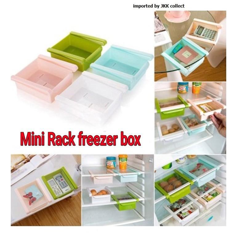 Mini Rack Freezer Box Rak Kulkas Mini - Iroktb