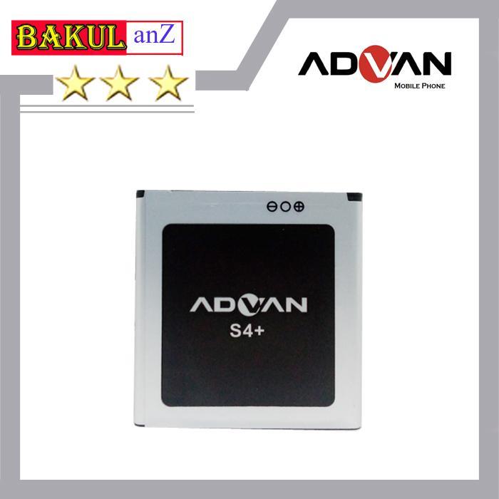 Baterai Batre Handphone Advan S4 Plus ORIGINAL - Battery HP Advance S 4 Plus