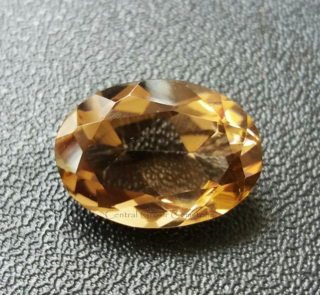 NEW PROMO Perhiasan Aksesoris NATURAL SMOKY QUARTZ CLEAN GOOD LUSTER NO TREATMENT GUARANTEE Murah