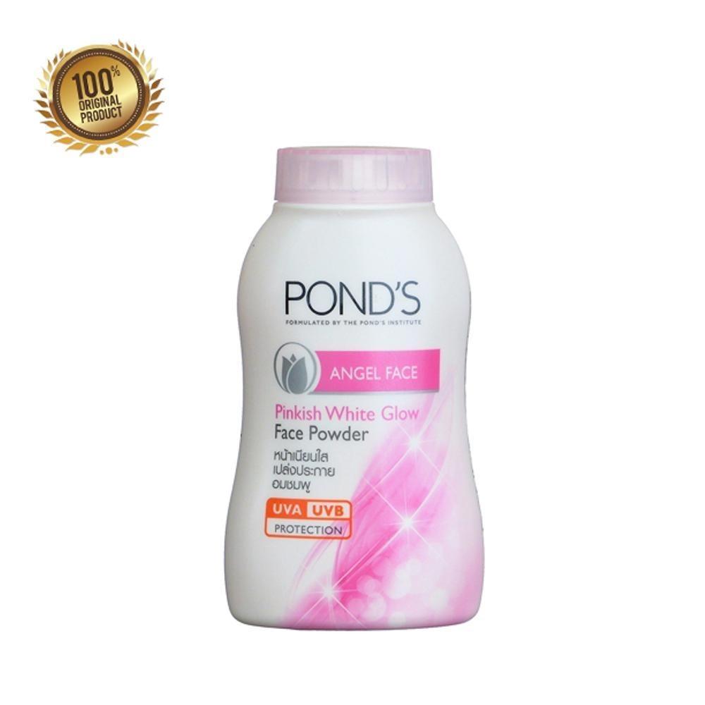 Ponds BB Magic Powder Angel Face (Pinkish) 100% Original Thailand - Bedak Tabur BB Ponds Pink - Bedak Glossy