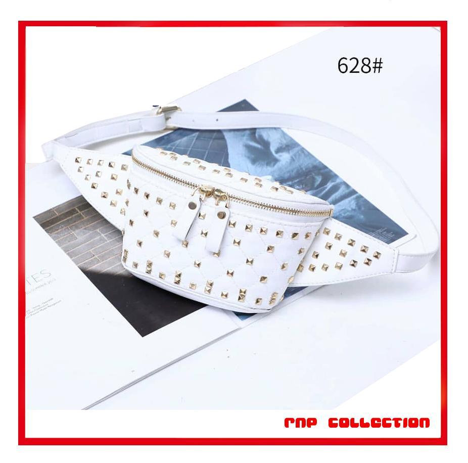 Tas Slempang Sling Bag - Tas Pinggang Wanita Valentino 628 Tas Import Branded Berkualitas Import Bag