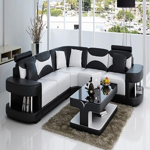 Sofa Sudut Tamu Mewah F3001