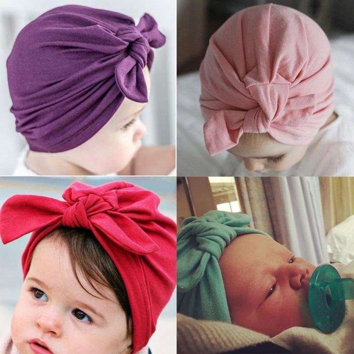 Topi kupluk bayi/topi baby bentuk kelinci/topi baby import murah