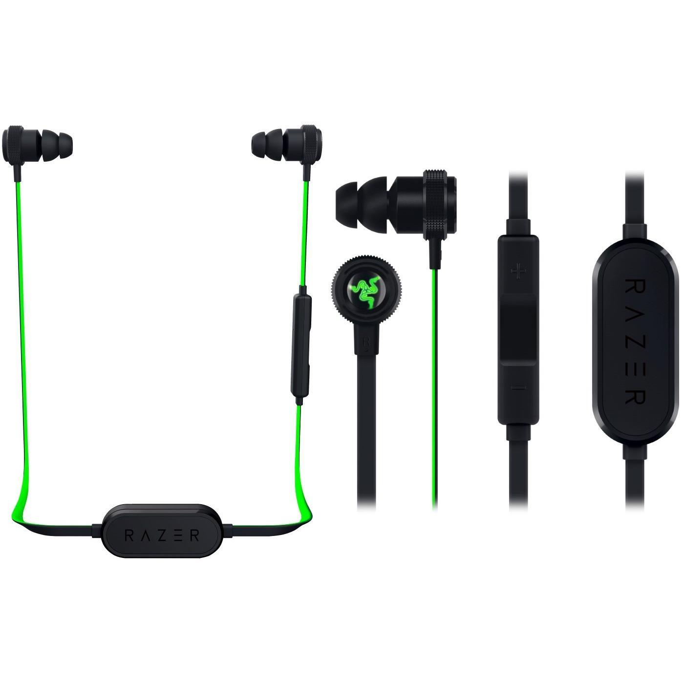 Razer Hammerhead BT Bluetooth Earphone Gaming Dota OEM