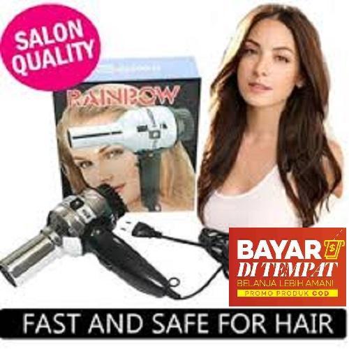 BISA BAYAR DI TEMPAT Hair Dryer Portable Pengering Rambut Kecil Listrik Praktis