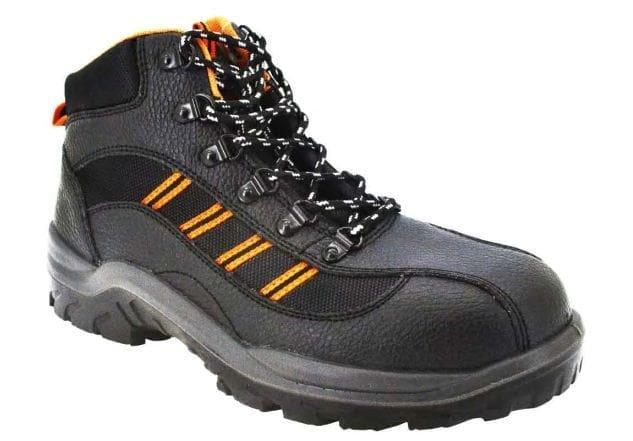 Harga Spesial!! Bata Industrial Sepatu Safety - Charleston (804-8224) - ready stock