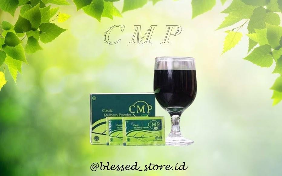 Minuman CMP ( CLASSIC MULBERRY POWDER )