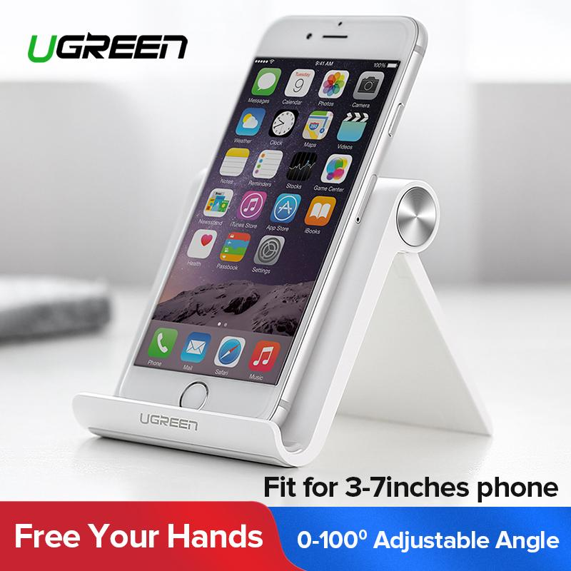 Ugreen Phone Stand Cell Phone Holder For Huawei Mate 10/p20,iphone X / 8 /7 Plus,samsung Galaxy S9 /s7edge/s8 /s5 /s6, Xiaomi,oppo,vivo, Htc Smartphone By Ugreen Flagship Store.