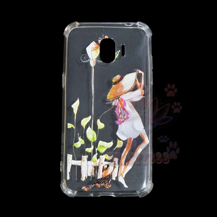 Beauty Case Anti Crack Samsung Galaxy J2 Pro 2018 Case 3D Luxury Animasi Softcase Anti Jamur