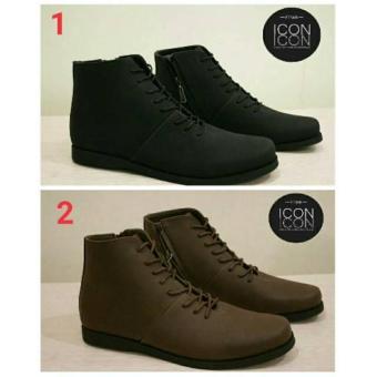 Pencarian Termurah Sepatu Boots Pria Icon Brodo Zipper Original 39 40 41 42  43 harga penawaran af85cb9c19