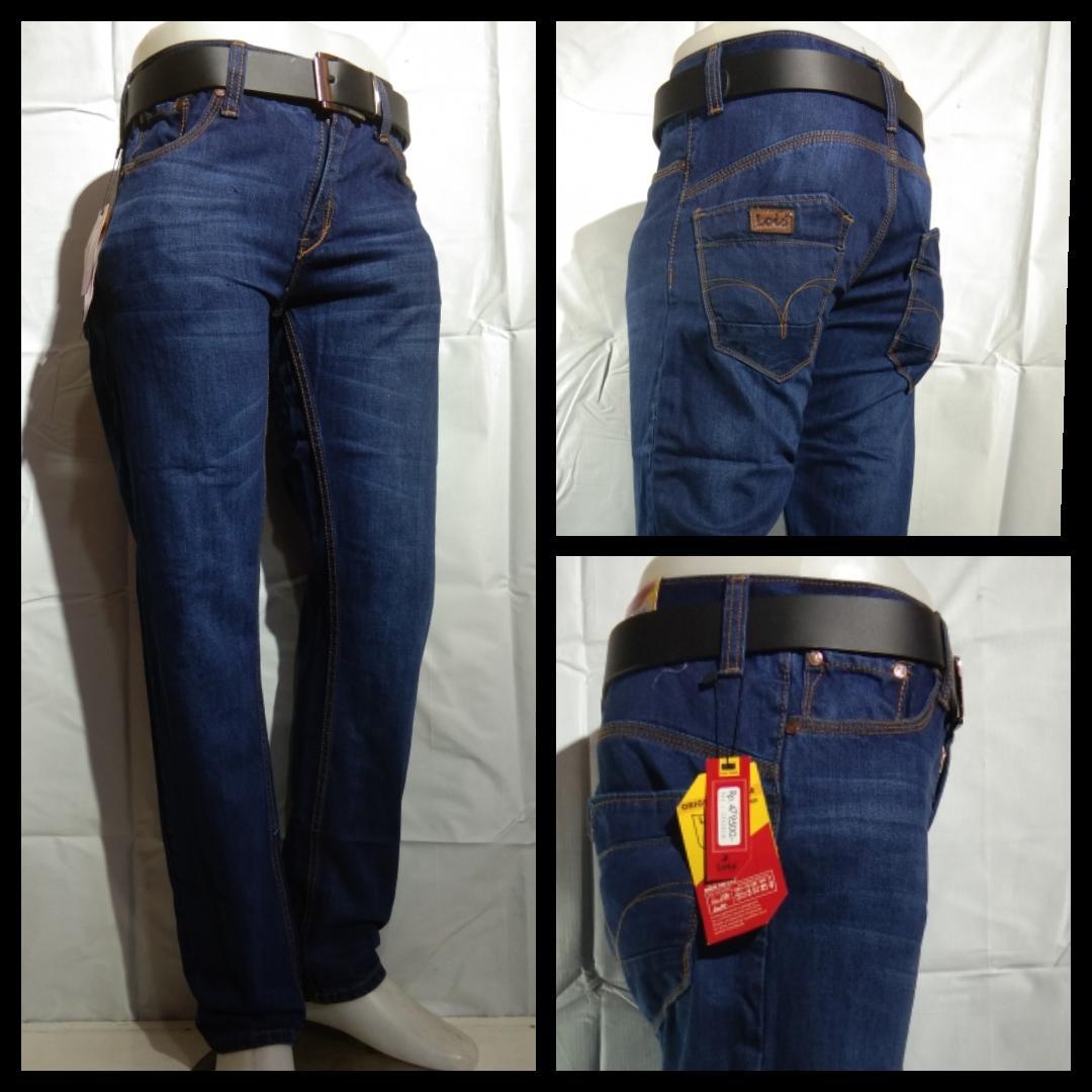 Emba Jeans Celana Panjang Pria Rodensi One 613 10138 20 Heavy Stone Fm316 Warna Hs Medium Biru 30 Reguler Fashion