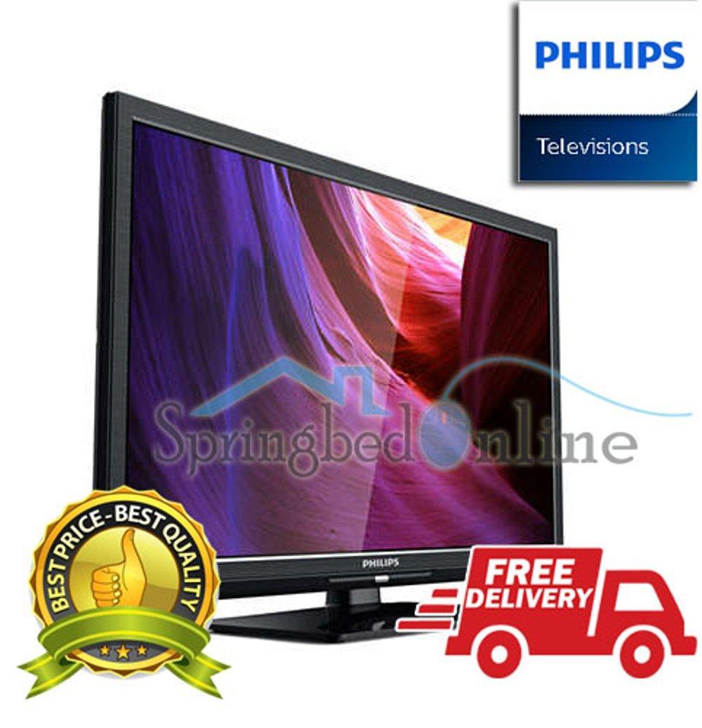 TV LED Philips 24 Tipe 24pha4100 Harga Pabrik