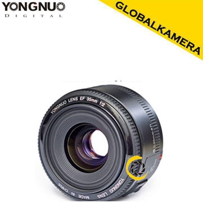YONGNUO YN 35mm f/2 for Canon