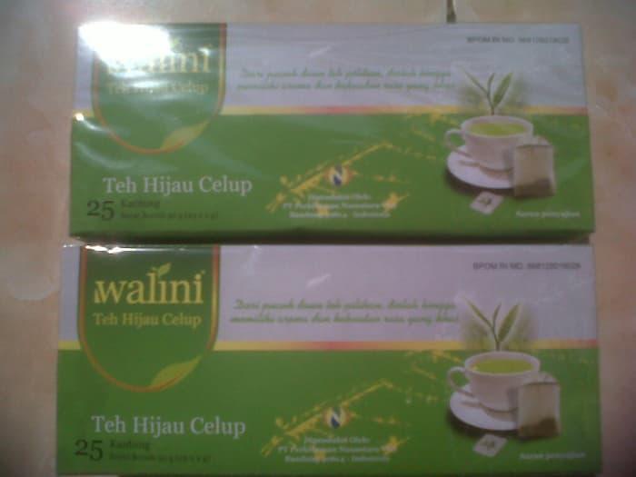 HARGA DISKON!!! GREEN TEA  / TEH HIJAU WALINI - GvmXer