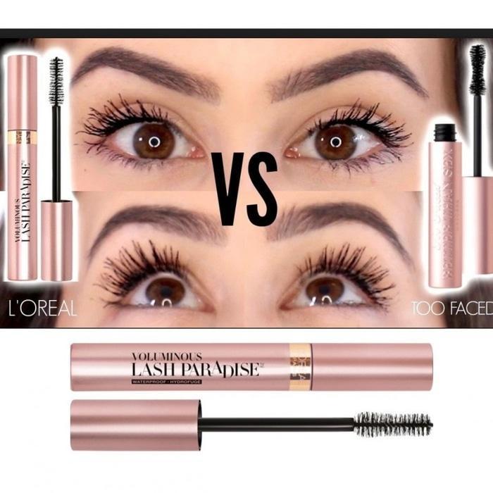 PROMO L'OREAL Makeup Voluminous WATERPROOF Lash Paradise Mascara / Loreal  TERLARIS