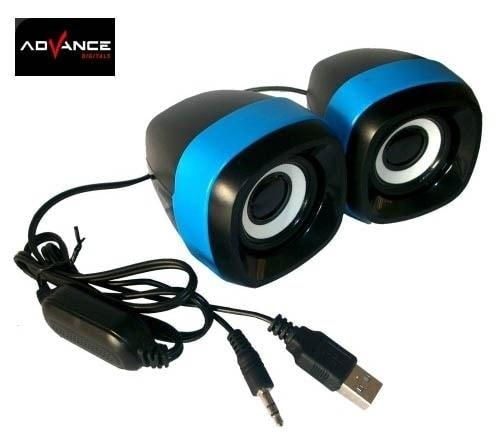 Cuci Gudang Terlaris Speaker Advance DUO 040 / speker laptop / komputer / pc / hp / murah speaker aktif / speaker laptop / speaker super bass