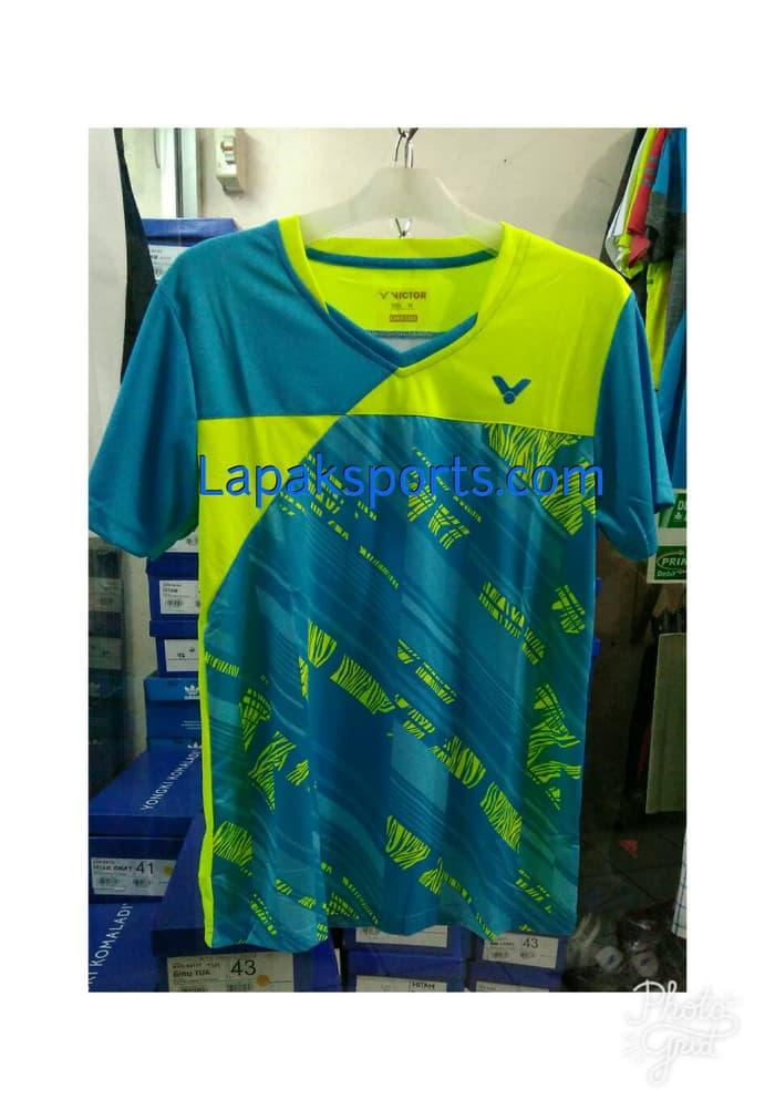 HOT SPESIAL!!! kaos badminton Victor 40 import - zbrulQ