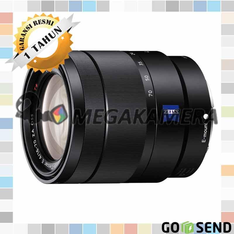 Sony Lens Vario Tessar T E 16-70mm F4 ZA OSS Lensa Kamera