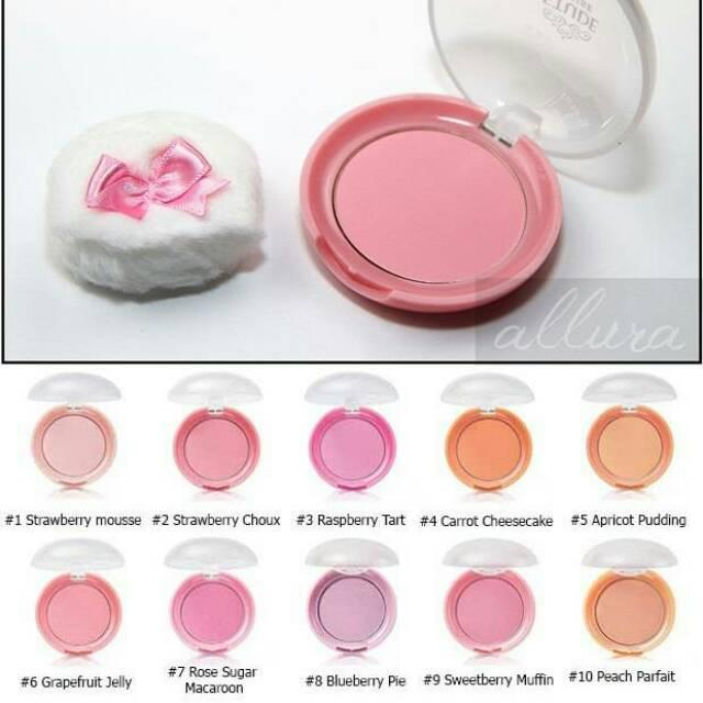 Etude House Lovely Cookie Blusher 10.Peach
