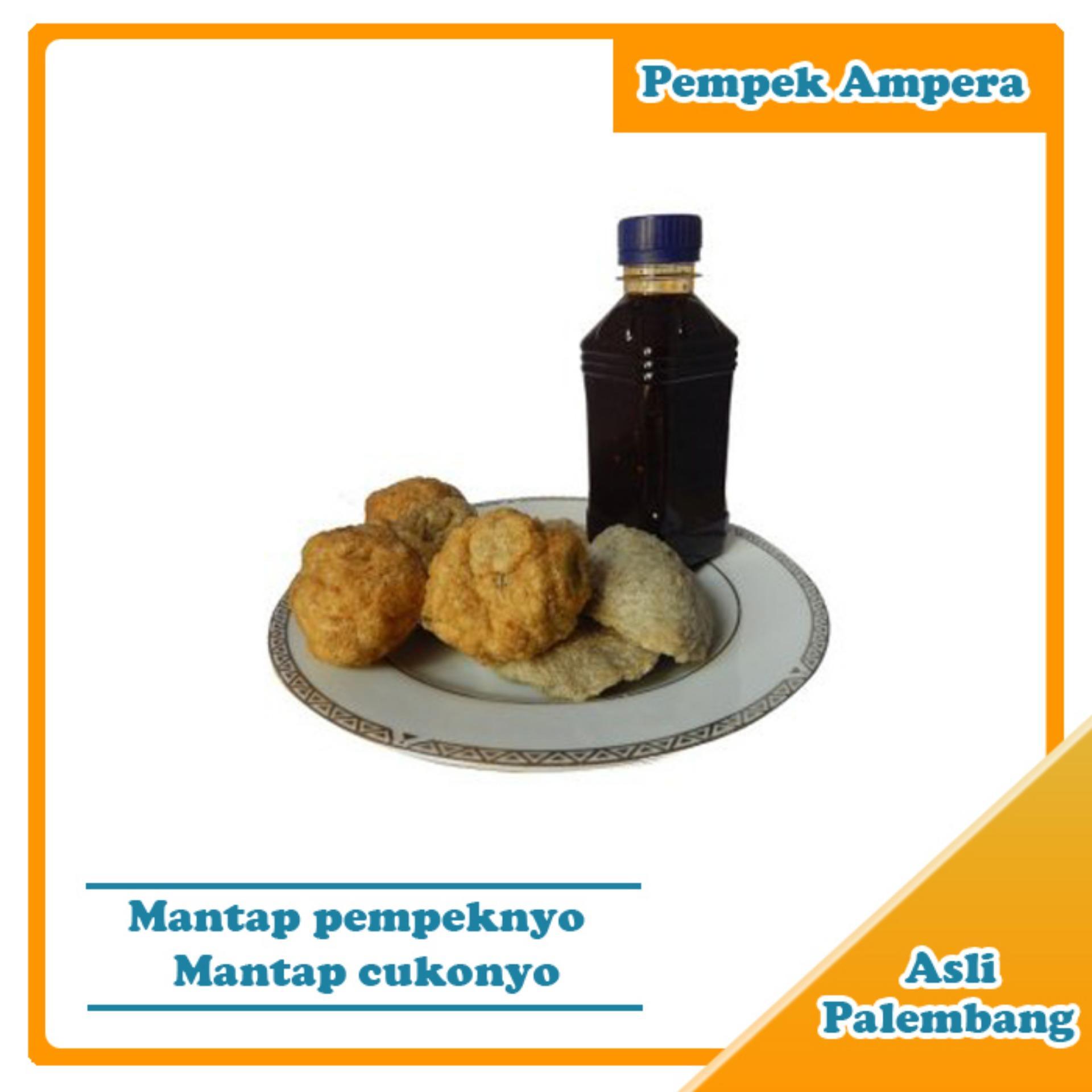 Pempek Udin Pempek Kulit Crispy Khas Palembang - PK100