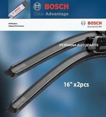 PROMO Wiper Mitsubishi Canter - BOSCH Clear Advantage 1616 TERLARIS