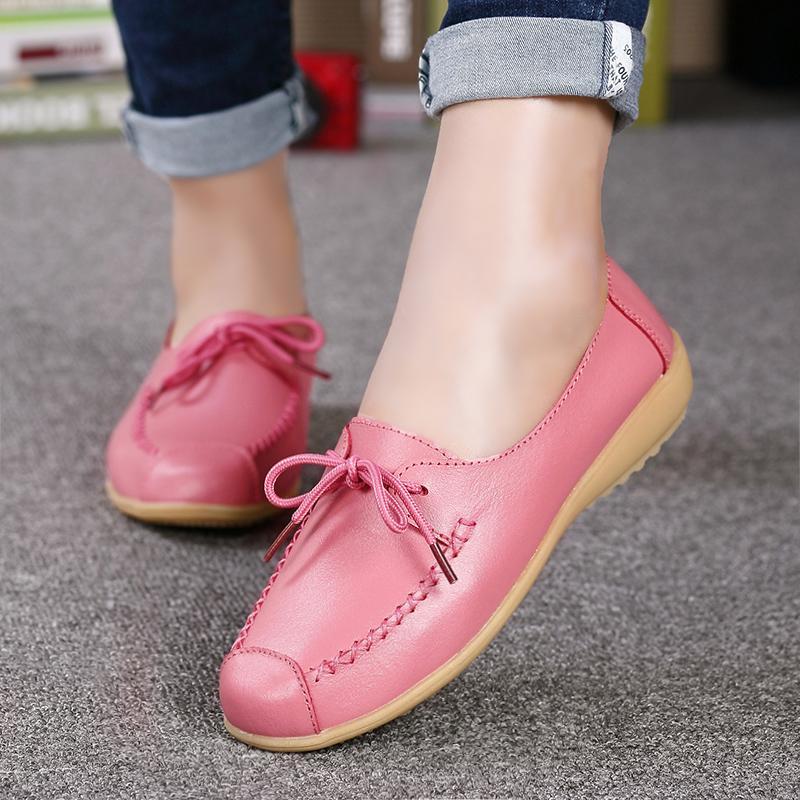 小语 Rusa MF-961 Musim Semi dan Musim Gugur Sepatu Wanita Kecil Hak Wedges 401d69a187