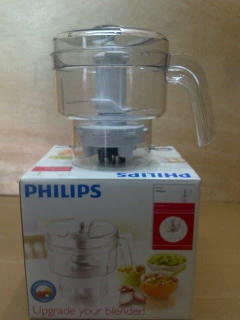 Best Seller!! Chopper Philips Hr 2939 Untuk Giling Daging BaksoU002FsosisU002Fnugget - ready stock