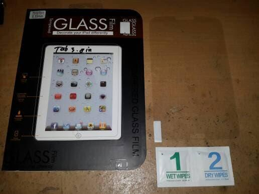 tempered glass samsung tab 3 uk 8 inch ( anti gores T310 / T311 )