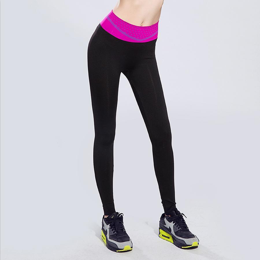 Harga wanita olahraga menjalankan yoga tights jogging athletic celana cepat kering kebugaran gym latihan   HARGALOKA