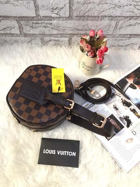 Tas Wanita Fashion Branded Import Hand bag LV Petite Best seller Top Handle Sling bag