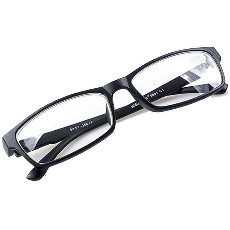 Kacamata Rabun Jauh Lensa Minus Myopia Classic Design Mins Sunglasses Desain Klasik Nyaman Kaca Mata Kesehatan Pria Wanita Unisex Man Women Eyewear Outdoor Hangout Jalan Belajar Baca Stylish Trendy S8139 - Black By Topaten.