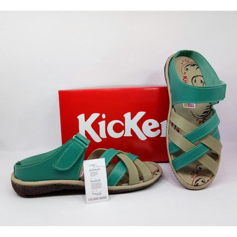 Sandal Kickers Wanita Kode MK-08 Tosca Original Murah