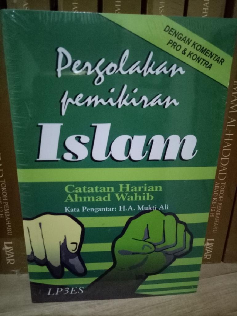 Penolakan Pemikiran Islam - H.a Mukti Ali By Metro Bookstore Malang.