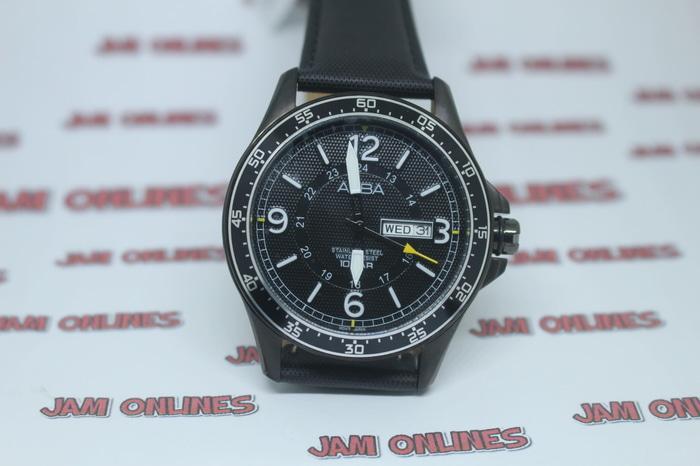 Harga Spesial!! Alba Leather Av3041X1 - Jam Tangan Pria Av3041 X1 Original - ready stock