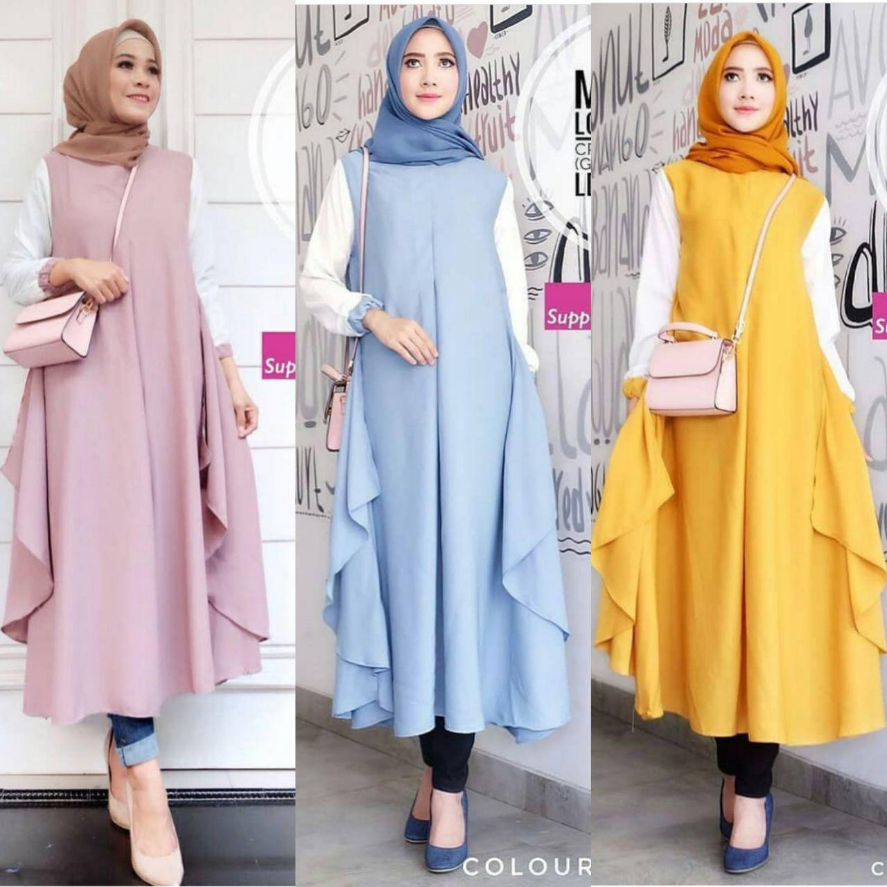 Grateful Dress Meisya Maroon Daftar Harga Terbaru Dan Terupdate Baju Kekinian Sauqina M Sw Wanita Rayon Atasan Murah I Tunik Blouse Top Long