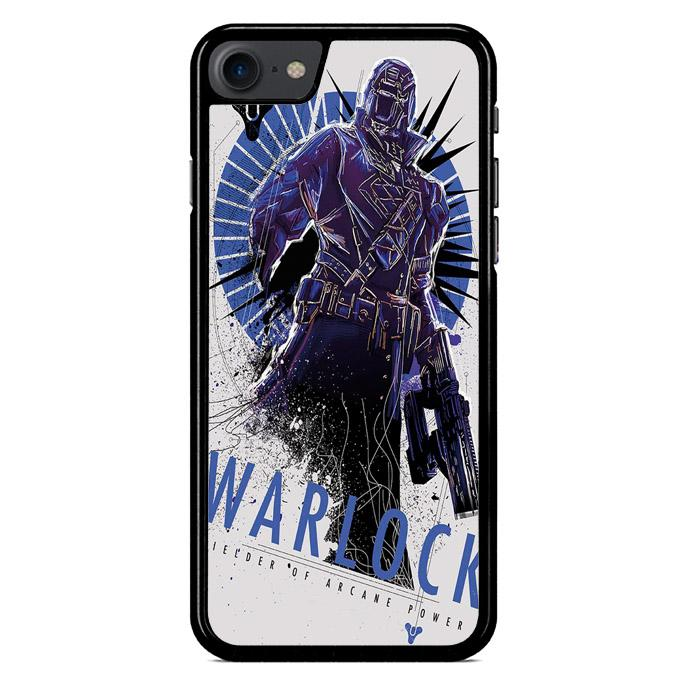 Destiny Warlock Poster Z4225 iPhone 7 Custom Hard Case