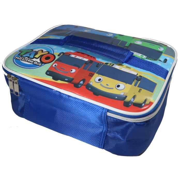 Lunch Box Bag - Tas Untuk Kotak Makan Karakter Tayo