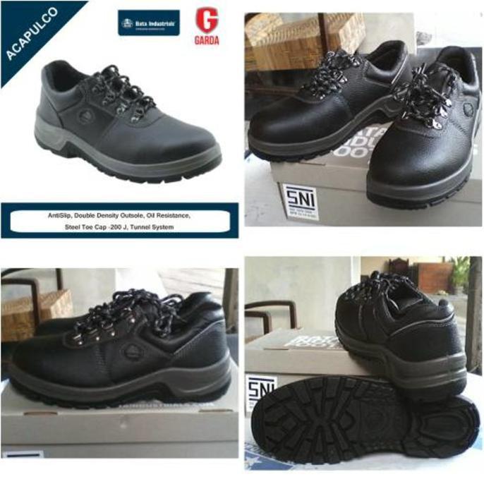 Sepatu Safety / Proyek Bata Industrial Acapulco - Knb5oo