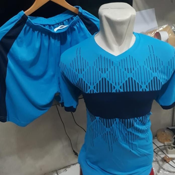 Setelan seragam futsal Motif 003