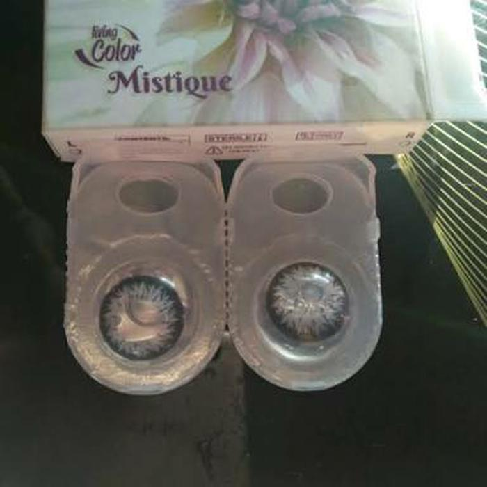 SALE - Softlens Mistique by living color