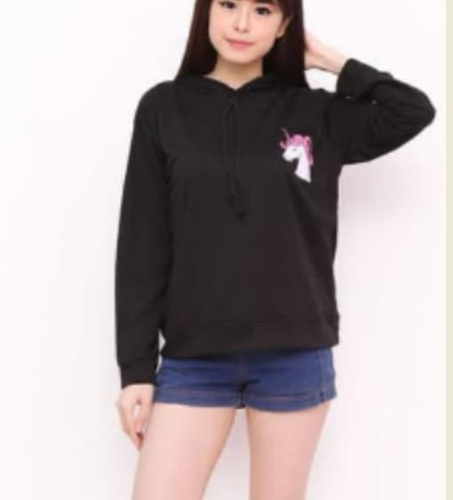 Sweater Unicorn - Peach