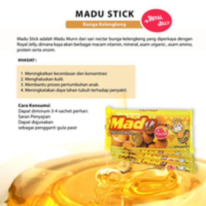 BEST SELLER!!! Madu Stick Bunga Klengkeng Ratu Nusantara - TD7YXj