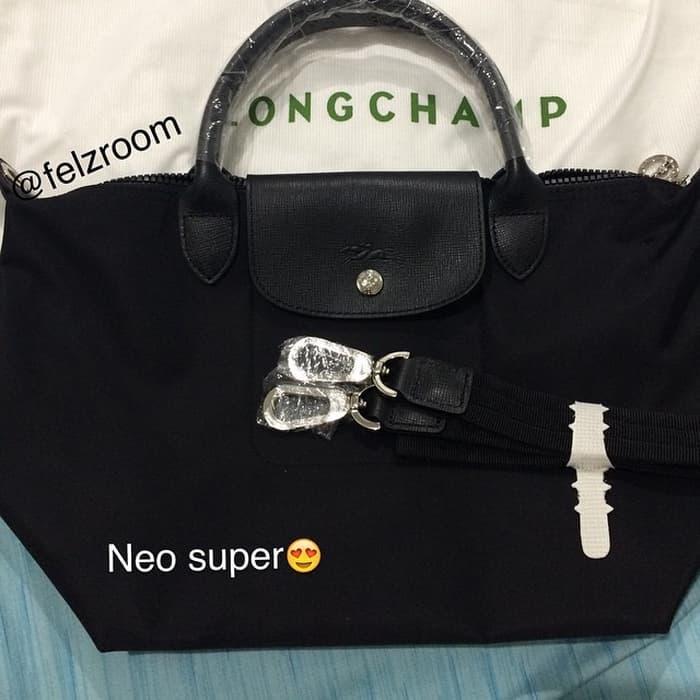 PROMO!!! longchamp neo super size M - b4jovL