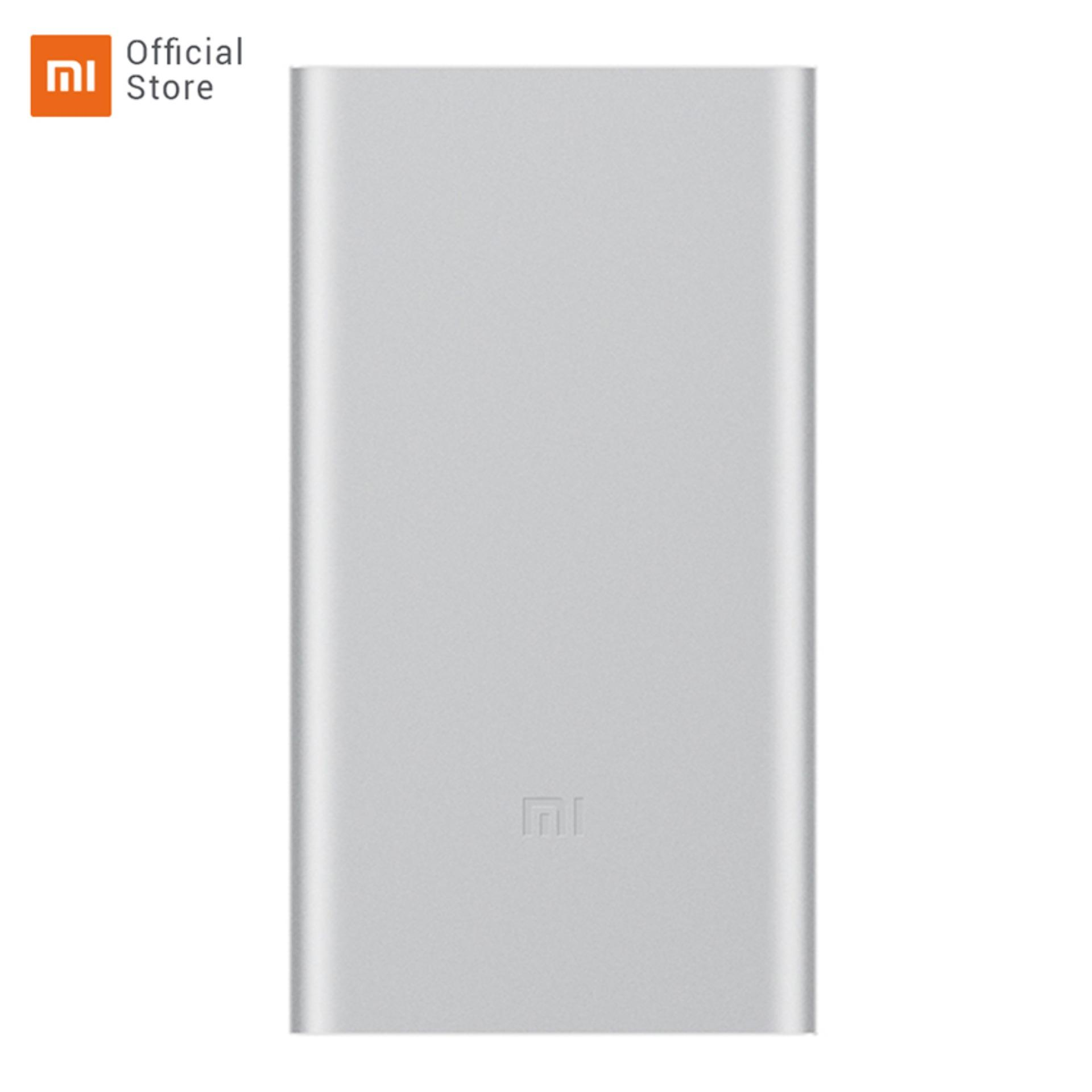 Xiaomi Mi Power Bank 10000mAh - Silver