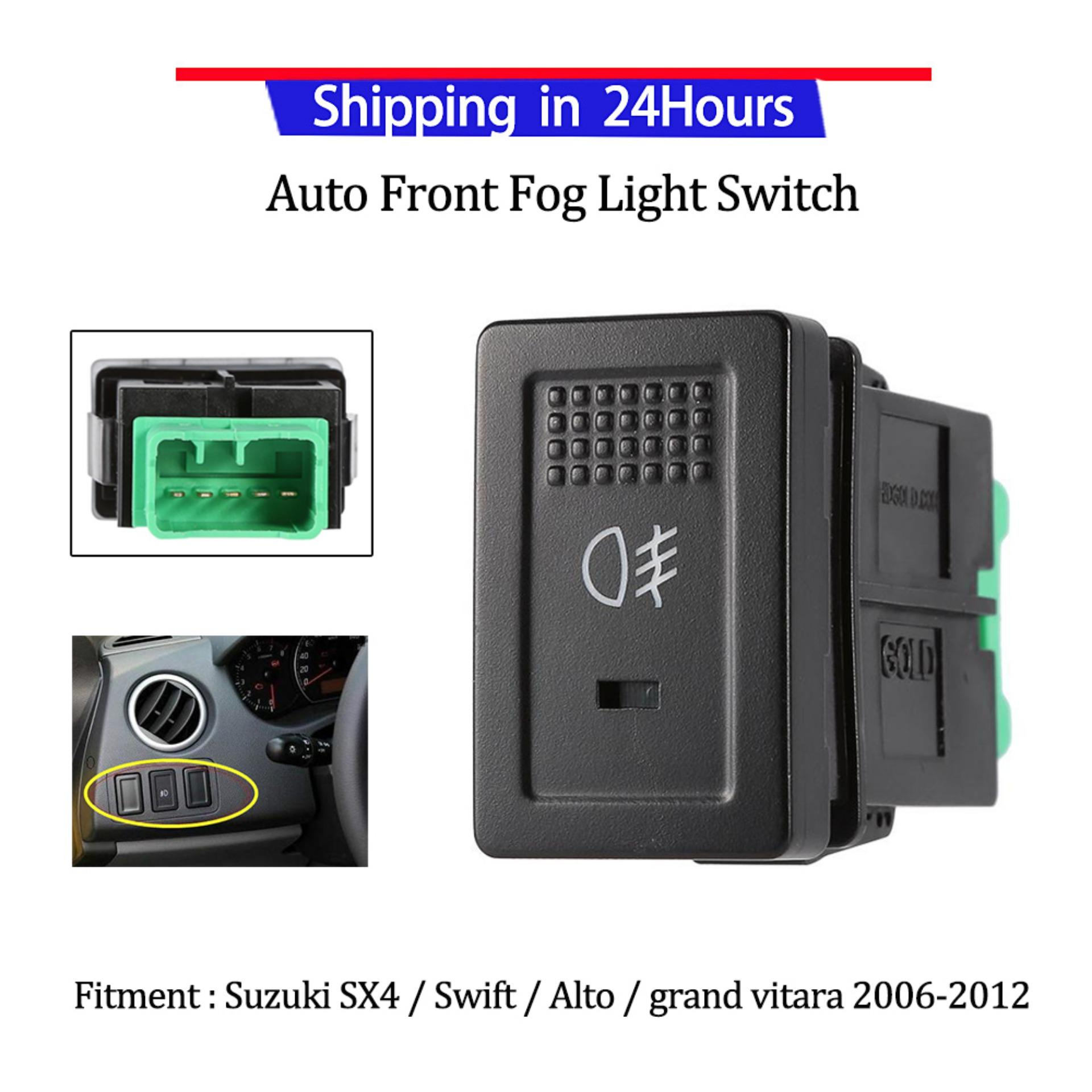 Untuk Suzuki Vitara Swift Ignis SX4 Liana ALTO 2 Tombol Remote Kunci FOB Shell & Kunci