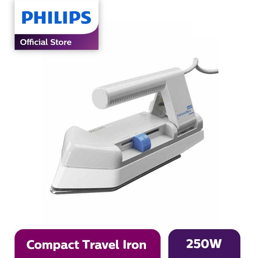 Philips HD1301/38 Setrika Travel - Putih