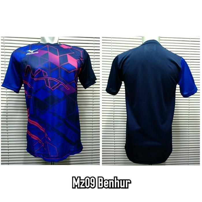 BEST SELLER!!! Baju Olahraga Voli / Kaos Volley Mizuno MZ09 Benhur - rVCD8U