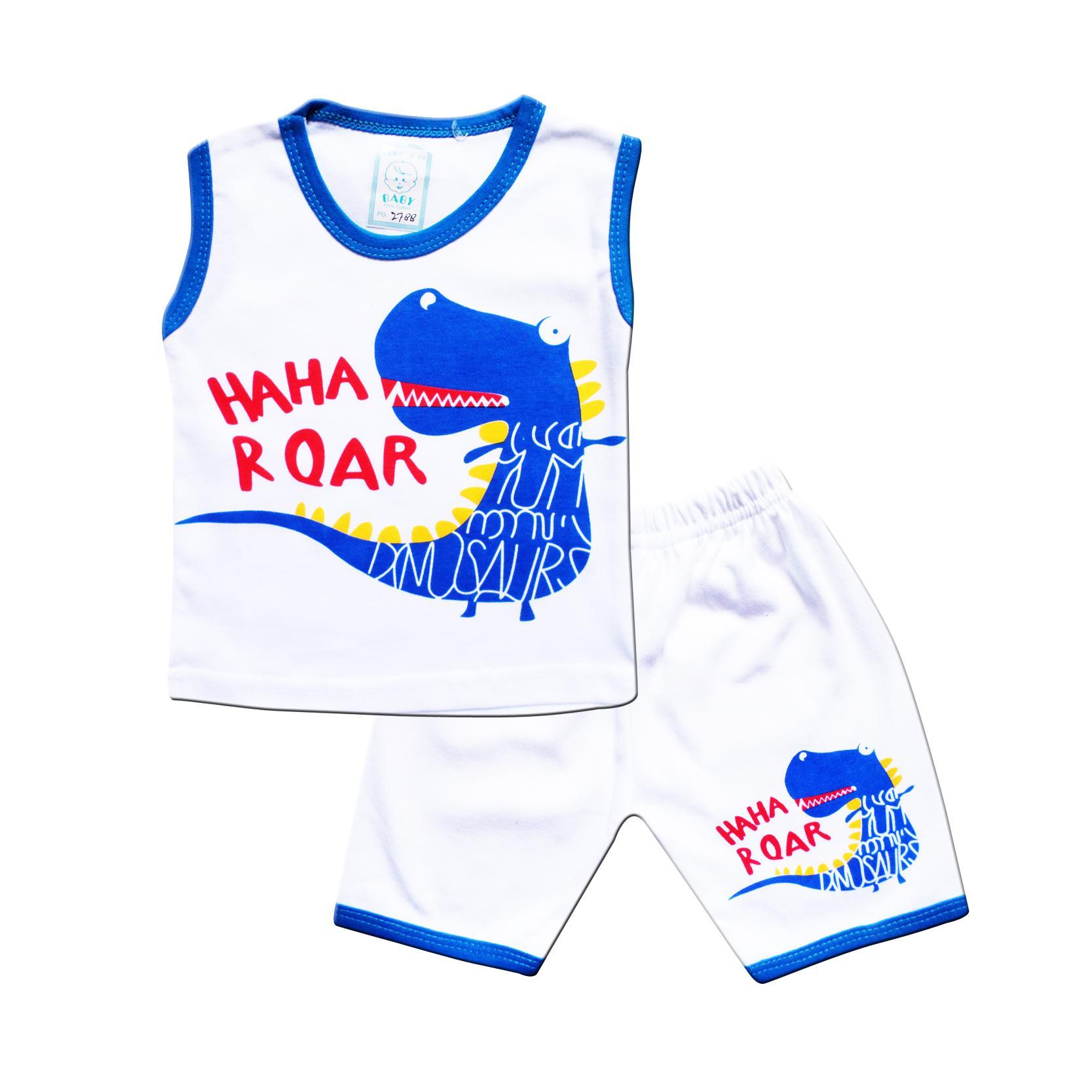 Set Pakaian Bayi Terbaik Ndal Setelan Singlet Baju Bola Terlaris