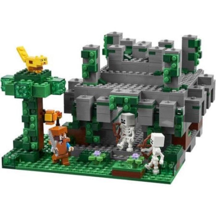 BEST SELLER!!! Lego Minecraft My World 18026 The Jungle Temple 404 pcs - c46rM6