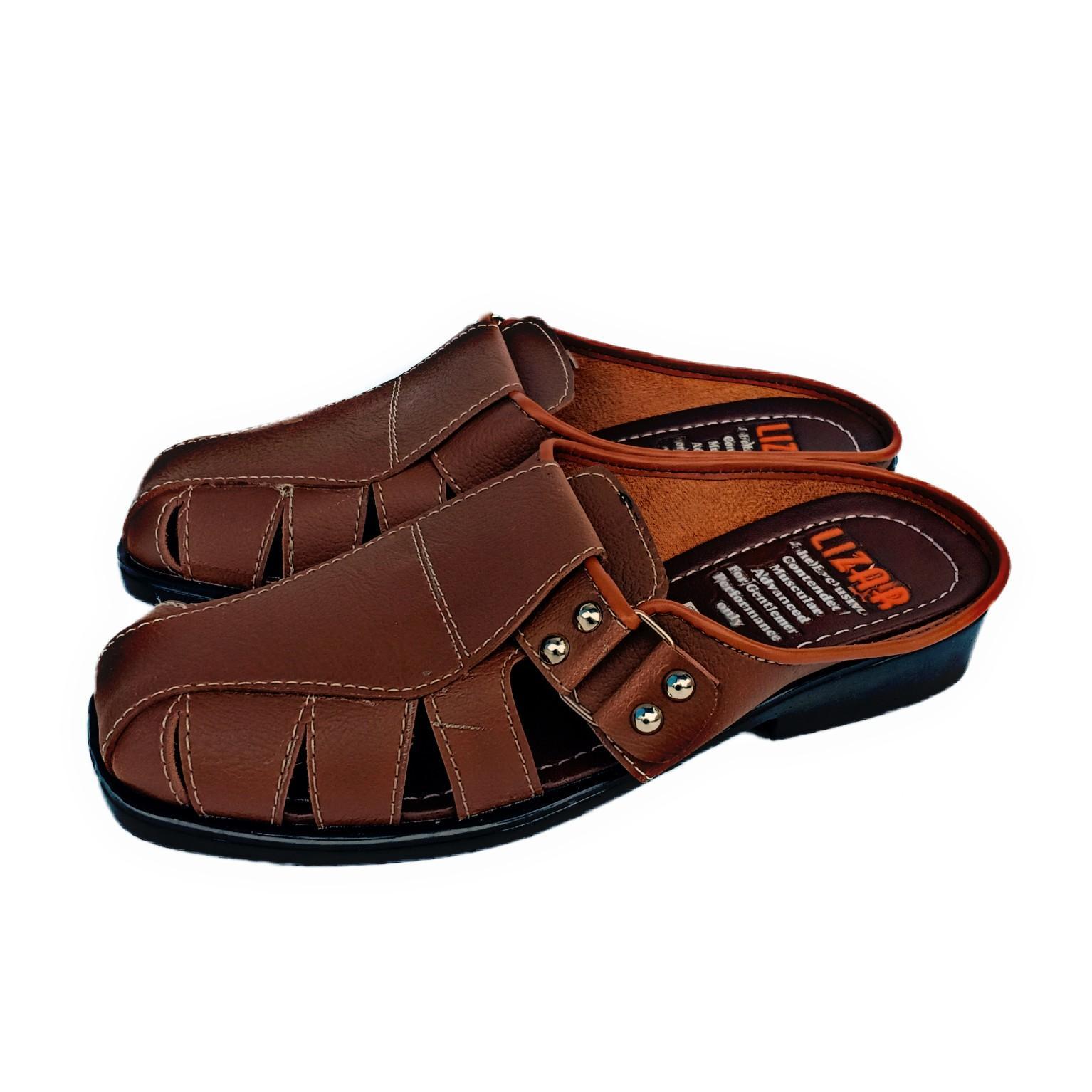 7d756f32ac4 Dryrha Sandal Pria Sepatu Pria - Bustong